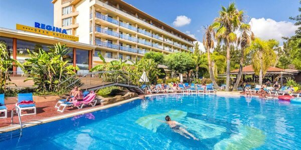 Salou August Family Value Offer