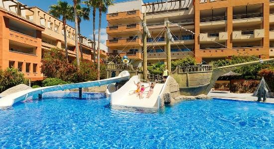 Salou Spain Fantastic Family Deal