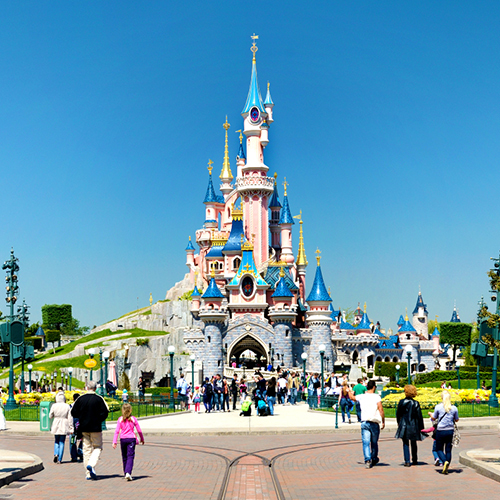 Disney Magic at Disneyland Paris - Image 1