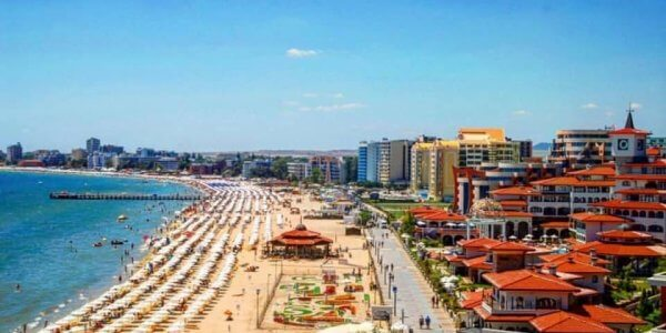 July Sunny Beach Value Hols