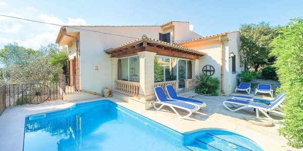 Majorca Villa Group Escape
