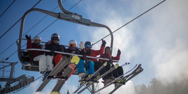 America Ski – New York State, USA