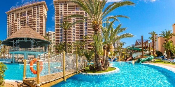 Benidorm Mid July Family All Inc Offer