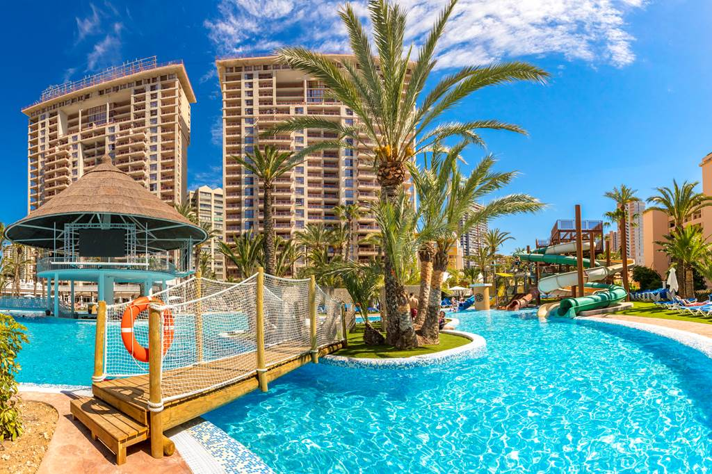 Benidorm Mid July Family All Inc Offer - Image 1