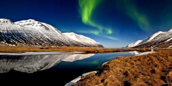Iceland – Search for the Northern Lights
