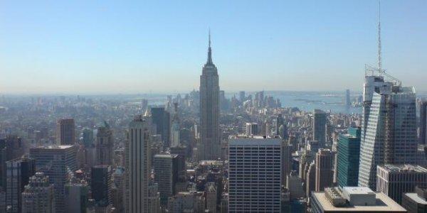 New York New York Feb '20