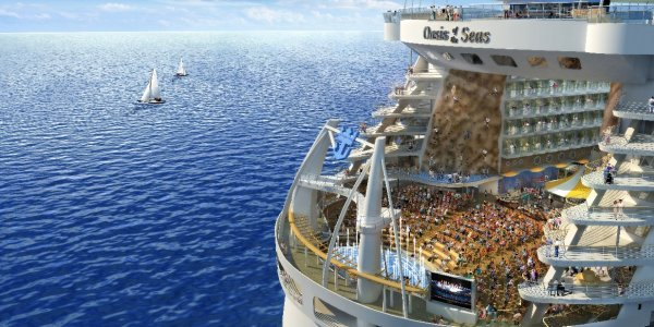 Royal Caribbean's Wonderful Oasis of the Seas