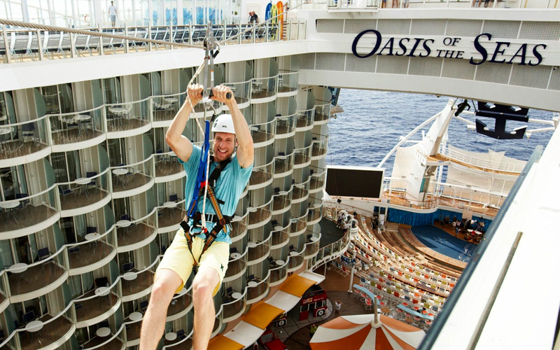Royal Caribbean's Wonderful Oasis of the Seas - Image 2