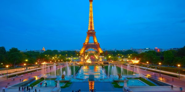 Peak Summer City Break to Paris