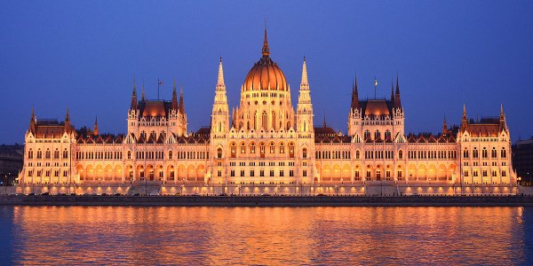 4* Budapest City Break