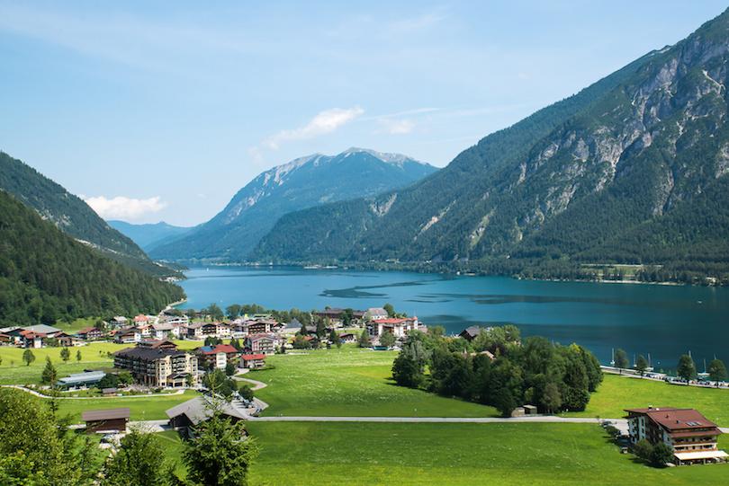 Austria Summer Lakes & Mountains - Image 1