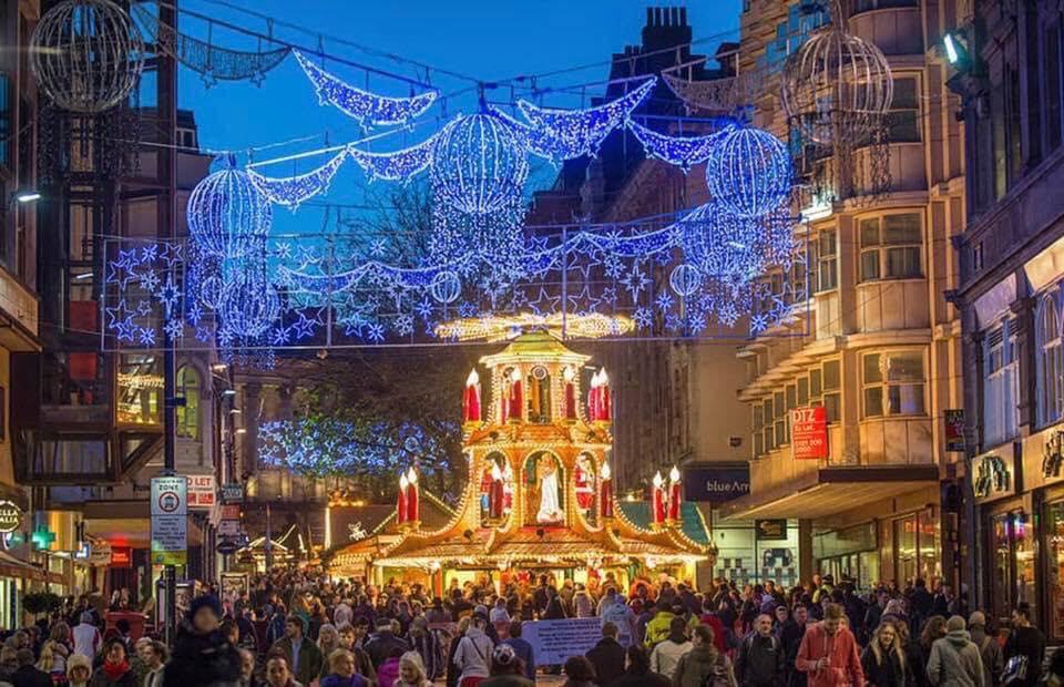 Birmingham Primark & Christmas Markets - Image 1