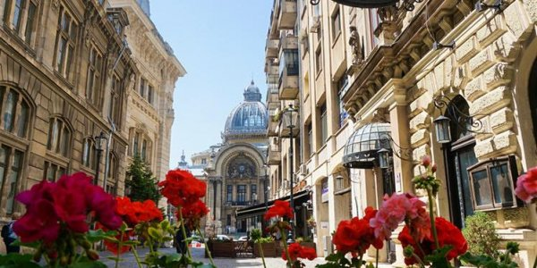 Beautiful 4* Bucharest Short Break