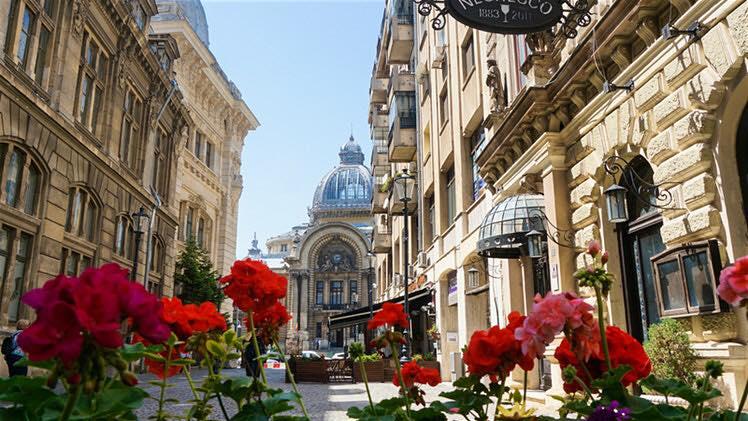 Beautiful 4* Bucharest Short Break - Image 1