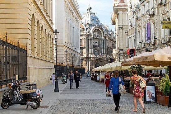 Beautiful 4* Bucharest Short Break - Image 5
