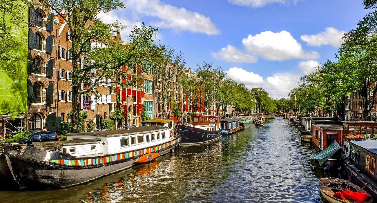 Amsterdam Oct Value City Break - Image 1