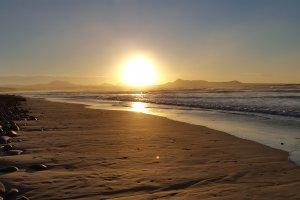 Lanzarote November Winter Sun