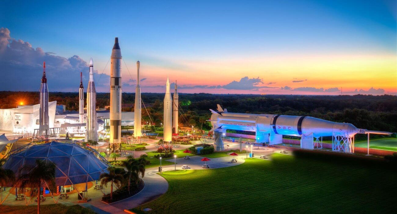 Junior #NInja Review: Kennedy Space Center Visitor Complex - Image 1