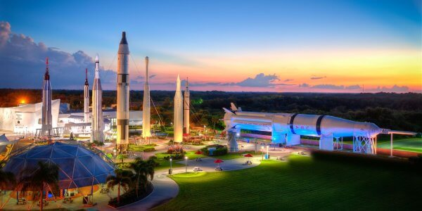 Junior #NInja Review: Kennedy Space Center Visitor Complex