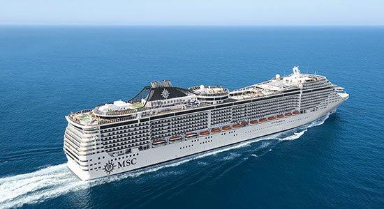 MSC Western Med Cruise Bargain