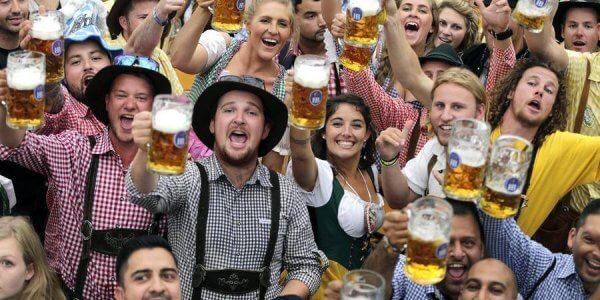 Munich Oktoberfest 2019