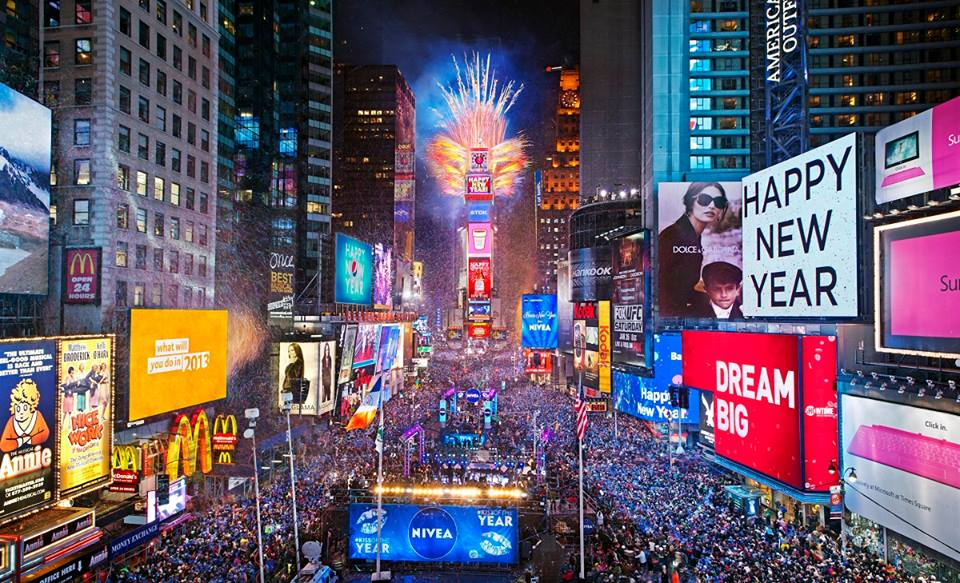 New Year in New York City - Image 1