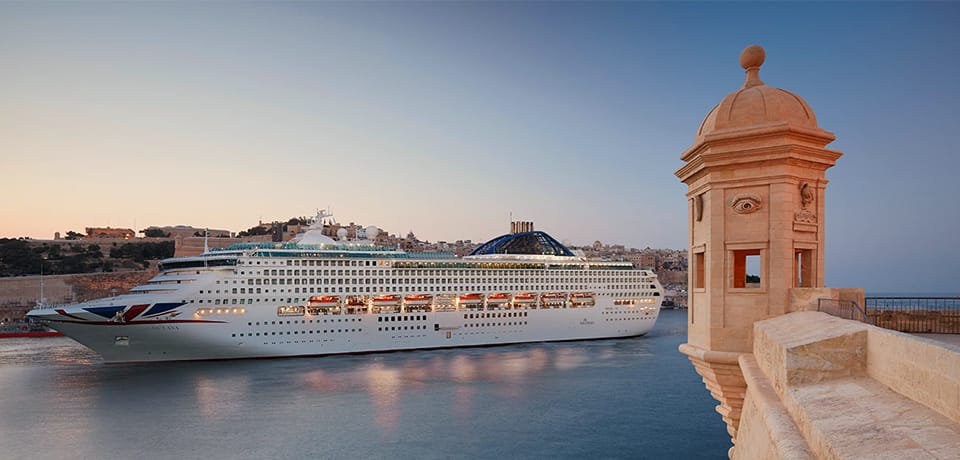 P&O Sept Med Cruise Bargain - Image 4