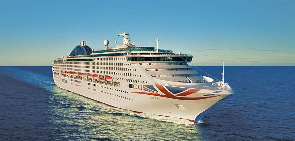 P&O Sept Med Cruise Bargain - Image 1
