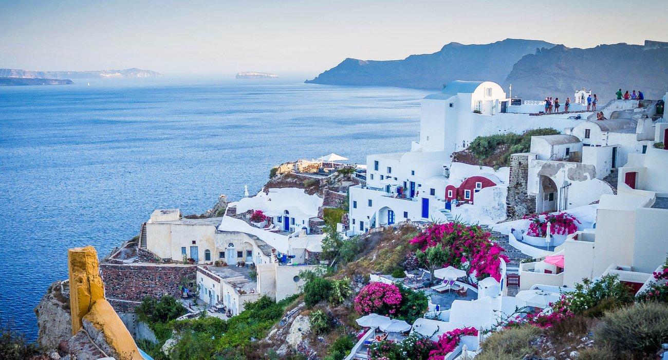 4* Santorini Late Summer Short Break - Image 1