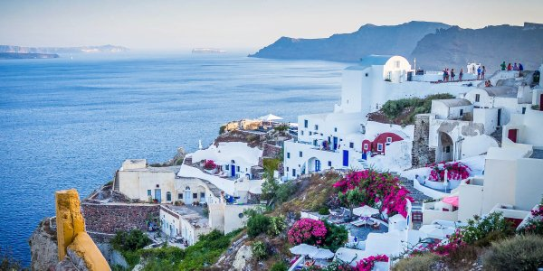 4* Santorini Late Summer Short Break