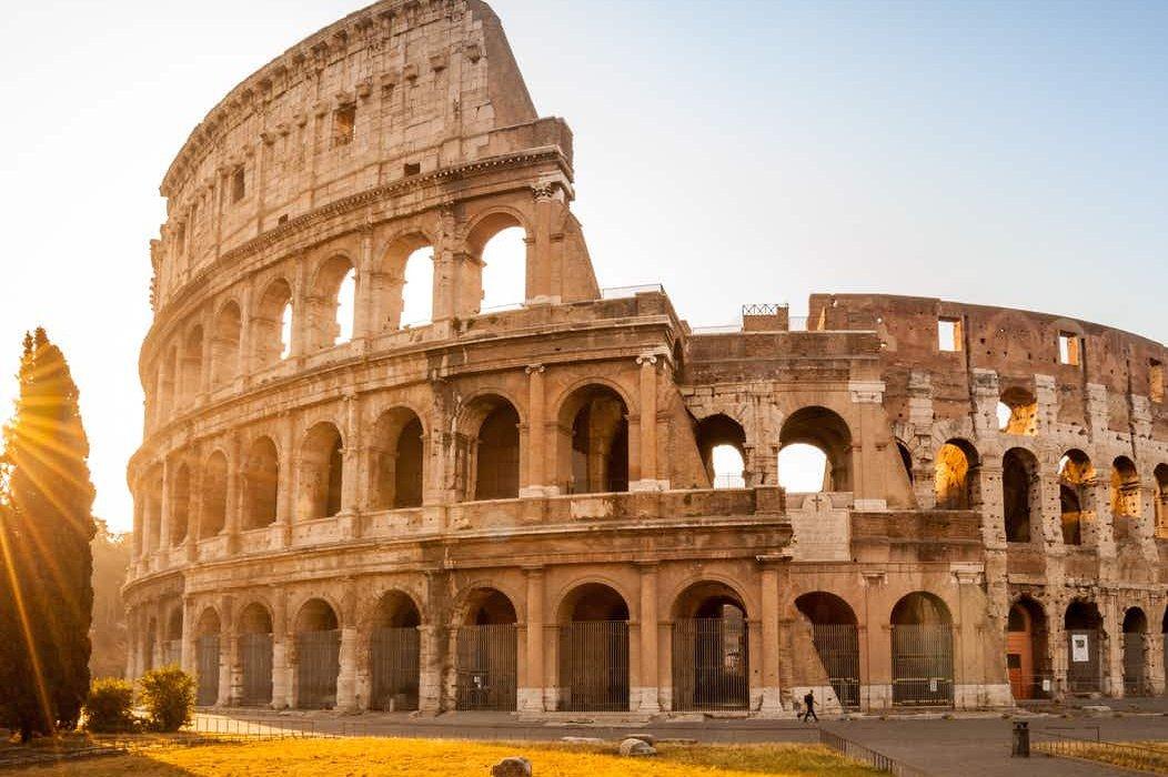 Romantic Rome Spring Bargain - Image 1