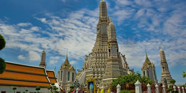 Dubai, Phuket and Bangkok Superbreak