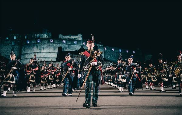 The Royal Edinburgh Military Tattoo - Image 1