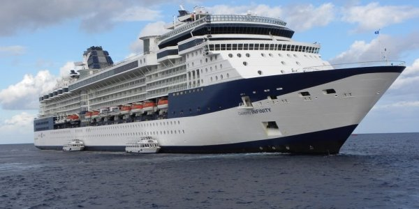 Luxury Cruise Cancellation Just In!