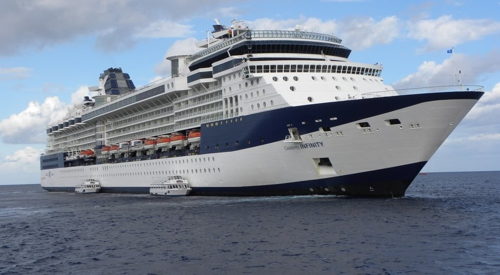 Luxury Cruise Cancellation Just In! - Image 1