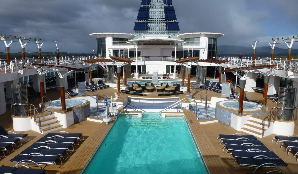 Luxury Cruise Cancellation Just In! - Image 2
