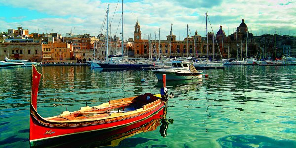 Valetta Malta Sun City Break