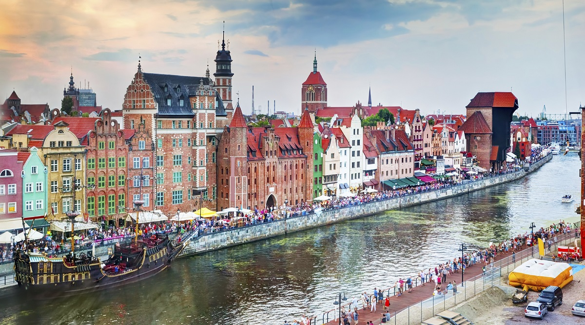 Gdansk 4 night City Break - Image 1