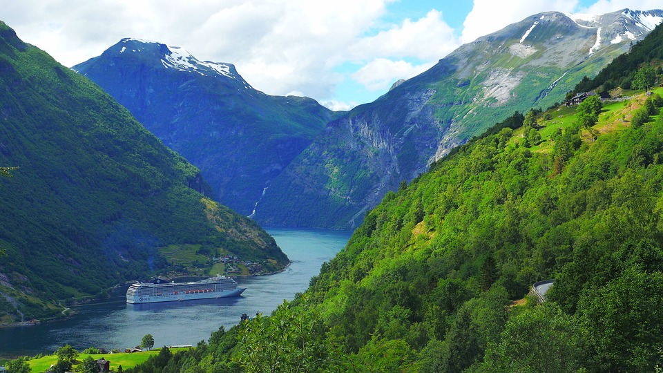 NORWEGIAN FJORDS Cruise – NO FLIGHTS - Image 1