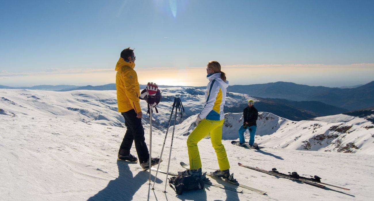 Ski Sierra Nevada – Hotel Don Juan, Granada - Image 4