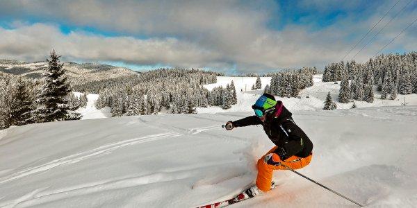 Romania 2019/2020 Ski in Transylvania