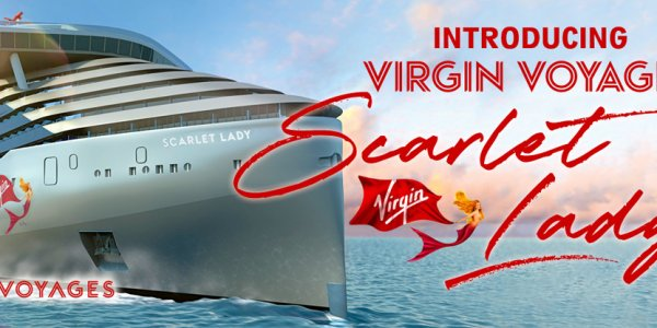 BRAND NEW Adult Only Ship from Virgin Voyages