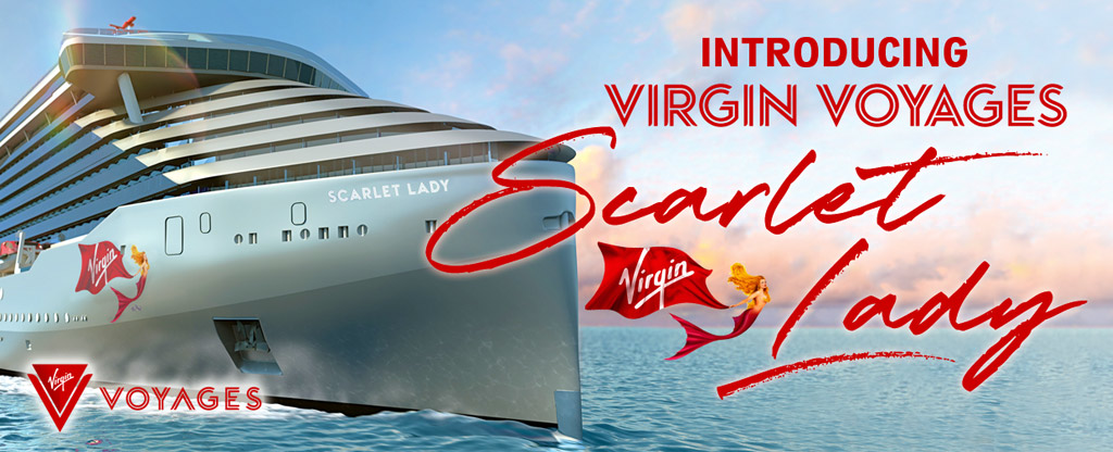 BRAND NEW Adult Only Ship from Virgin Voyages - Image 1