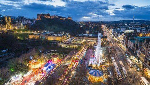 4* Edinburgh Christmas Markets