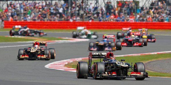 F1 2019 British Grand Prix