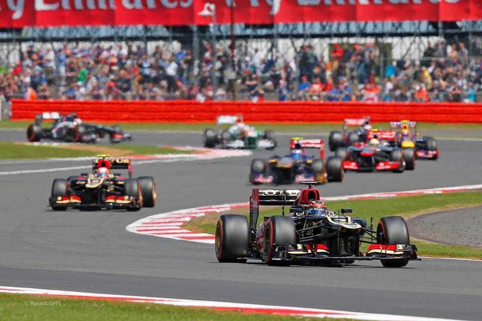 F1 2019 British Grand Prix - Image 1