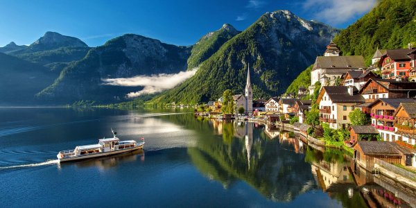 The Austrian Tyrol