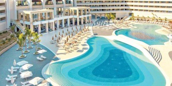 5* Luxury in Rhodes