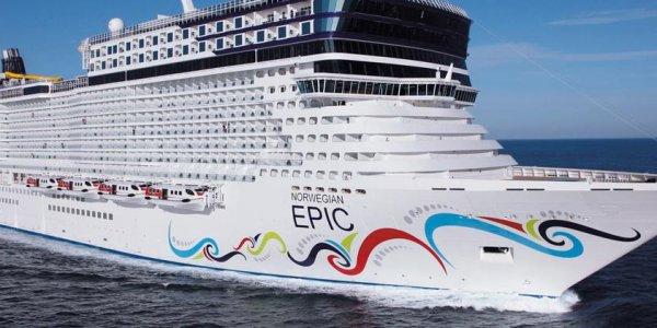 Epic Med Cruise Summer 2020