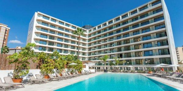 Spring 2020 BENIDORM #1 RANKED HOTEL